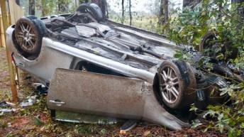 Accident - Vinson Road, 11-01-18-4Jp