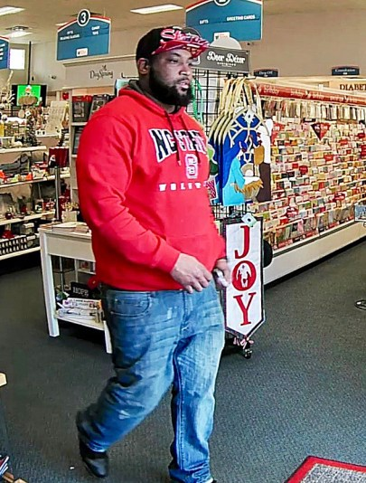 Smithfield Police want to identify and question this suspect following a rash of counterfeit $20 and $100 bills passed at area stores.