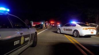Accident - Swift Creek, Short Journey Road, 12-13-18-4JP