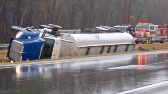 Accident - Tanker, US 70 12-14-18-1JP
