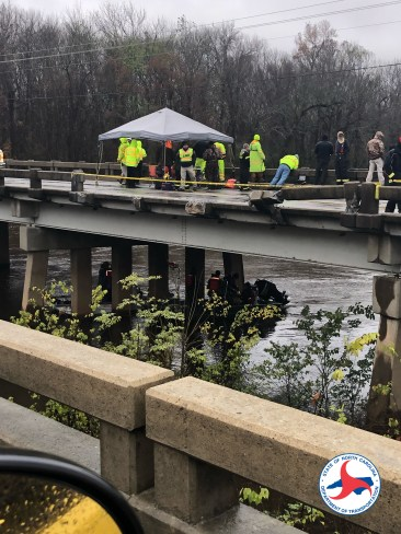 Accident - US70, Kinston 12-10-18-3DOT