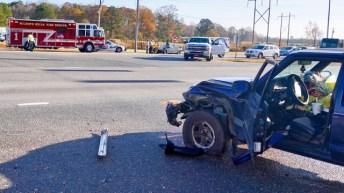 Accident - US70, Swift Creek, Wilsons Mills 12-05-18-1JP