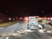 Accident - US701 South, Stewart Road 12-11-18-1JT