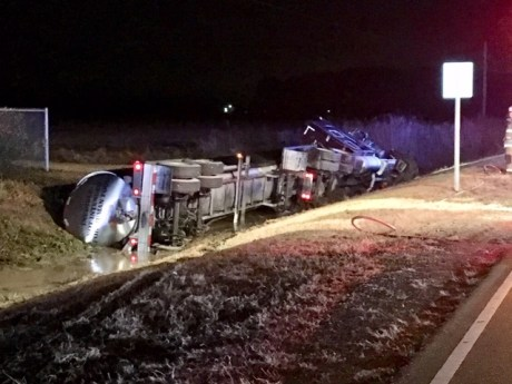 Accident - US701 South, Stewart Road 12-11-18-2JT