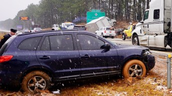 Accident - Weather I-40 313mm 12-10-18-2JP