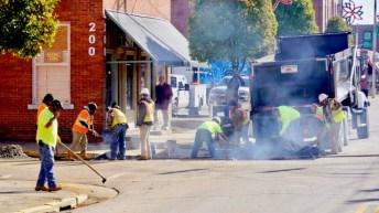 Main Street Clayton Repairs 12-18-18-2JP