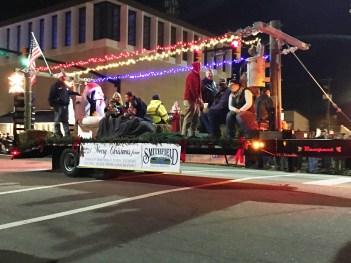 Smithfield Christmas Parade 12-14-18-1LI