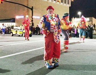 Smithfield Christmas Parade 12-14-18-4LI