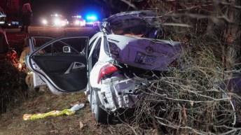 Accident - Crockers Nub Road 01-07-19-4JP