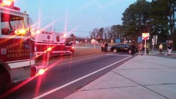 Accident - US301, I-95 Four Oaks 01-08-19-3ML