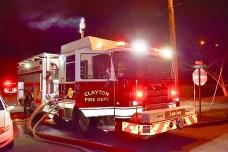 Fire - North Church Street, Clayton 01-23-19-5JT