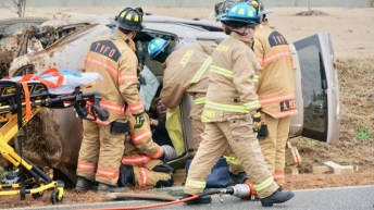 Accident - Branch Chapel Road, 02-22-19-1JP