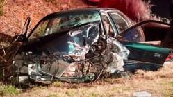 Accident - Vinson Road, 02-05-19-1JP