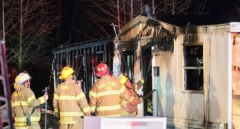 Fire - Kenly Mobile Home 02-05-19-7JP
