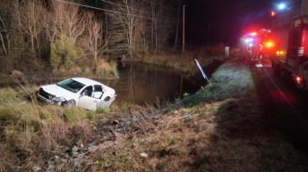 Accident - NC39 North, 03-11-19-1JP