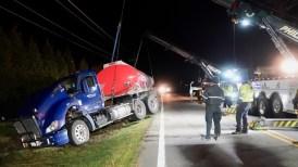 Accident - Tanker, Guy Road, 03-05-19-3JP