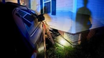 Accident - Woodruff Road, 03-04-19-4JP