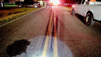 Fatal - Stevens Chapel Road, 03-12-19-4JP