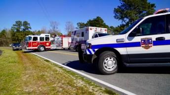 Fire - Five Points Road, 03-29-19