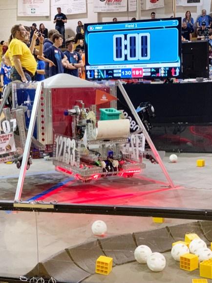 NCS Robotics Team Article 03-25-19-4CP
