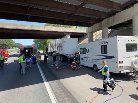 Serious Crash Closes Interstate 95 – JoCo Report