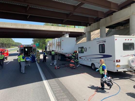 I-95 Reopens Following Serious Crash – JoCo Report