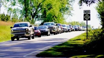 Accident - NC42 East, Creech Church Road, 04-24-19-5JP