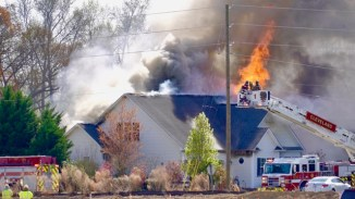 Fire - George Wilton Drive 04-02-19-2JP