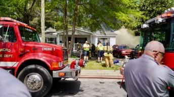Fire - Parrish Street, Selma 04-18-19-2JP