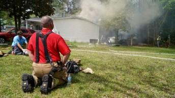Fire - Parrish Street, Selma 04-18-19-4JP
