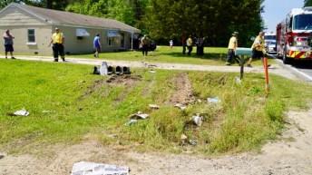 Accident - Brogden Road, 05-02-19-4JP