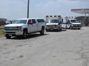 Accident - Bus US701, Stewart Road, 05-30-19-12ML