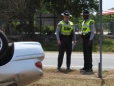 Accident - Bus US701, Stewart Road, 05-30-19-7ML