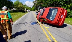 Accident - Fire Department Road, 05-07-19-3JP