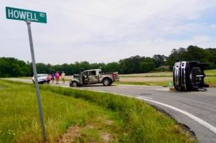 Accident - Woodard, Bakers Chapel Road, 05-17-19-5JP