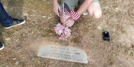 JCMCL - Memorial Day Cemetery Visit 05-28-19-2CP