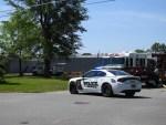Smithfield Gas Leak – North 5th Street, 05-16-19-4ML