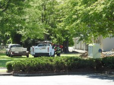 Smithfield Gas Leak - North 5th Street, 05-16-19-5ML