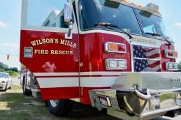 Accident - Wilsons Mills Fire Truck 07-01-19-1Jp