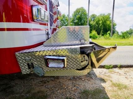 Accident - Wilsons Mills Fire Truck 07-01-19-5JP