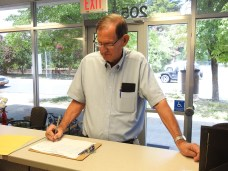 Benson Mayor Jerry Medlin filed for reelection. JoCoReport.com Photo