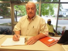 William Overby filed for Selma Mayor. Overby served one term on the Selma Town Council. JoCoReport.com Photo