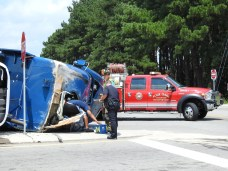 Accident - NC 96, US701 08-21-19-14ML