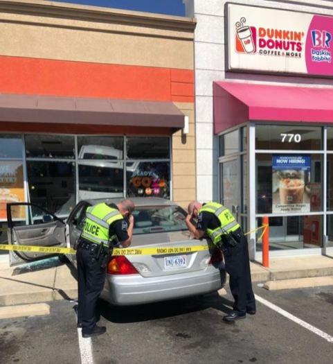 Clayton PD Dunkin Donuts 08-29-19-4