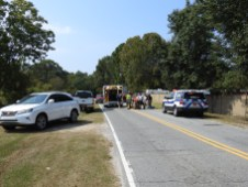 Accident - Thunder Road, 09-30-19-2ML