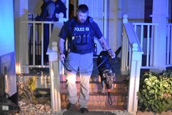 Four Oaks Police - Drug Search Warrant 09-26-19-2JT