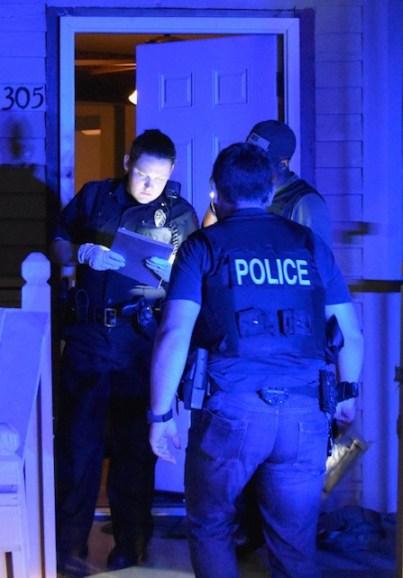 Four Oaks Police - Drug Search Warrant 09-26-19-3JT