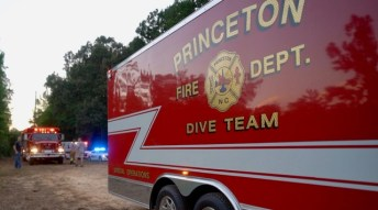 Submerged car - Antioch Church Road 09-03-19-4JP