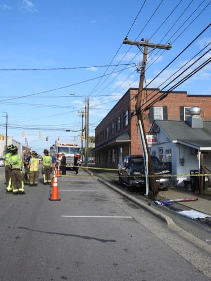 Accident - US301, Four Oaks 10-22-19-6ML