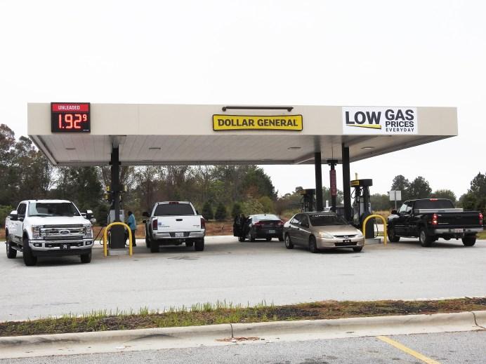 Dollar General Gas Price 192 10-29-19-1ML